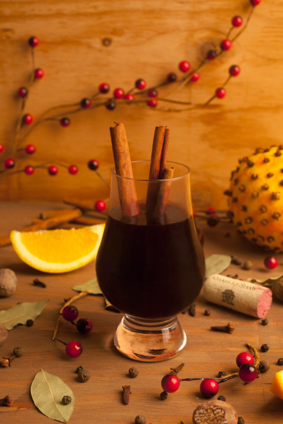 Mulled Wine Madness or how Angelinos stay warm in 50 degree weather